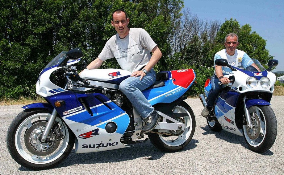 Fred's GSX-R obsession
