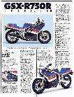 Thanks to Michael for this 1986 GSX-R750-Ltd article