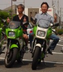 Mr.Kiyohara and Mr.Shintani