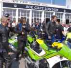2009 Kawasaki Day at the Ace Cafe