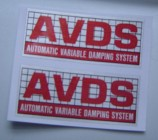 Repro AVDS decals
