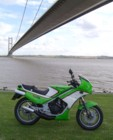 Humber Bridge, August 2005