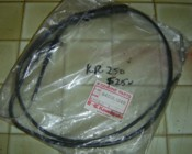 NOS throttle cable from Australia