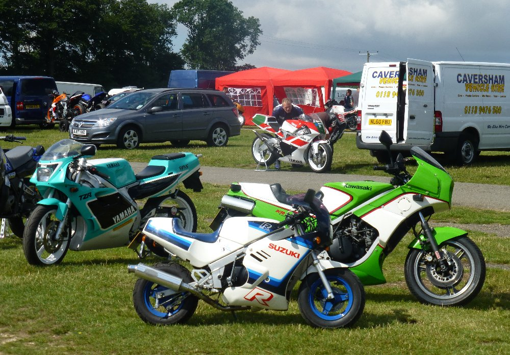 Cadwell Summer Weekend 2013