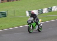 Classic Bike Burn Up, Cadwell Park
