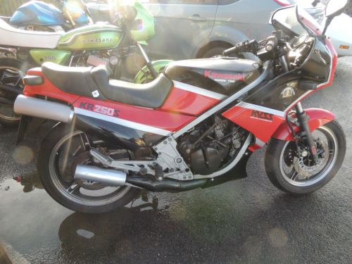 KR250S for sale at Gatwick Motorcycles