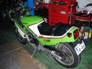 Jap-registered KR250