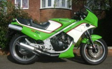 One of Paul's KR250's