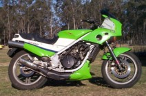 Dave's KR250