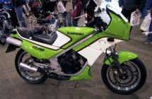 Doug's KR250 at the 2004 Donington Show