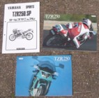 TZR items I bought from Yahoo Auctions Japan