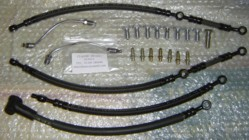 Brake hoses and fittings by Classic Hoses