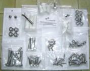 Mmm, nice shiny fasteners from Inox