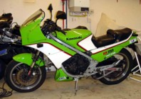 Mark's KR250 (when it was owned by James Rolfe)