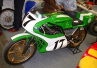 KR750 at Stafford Show 2008