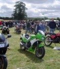 My KR250 at the 2004 VJMC Lotherton Hall Show