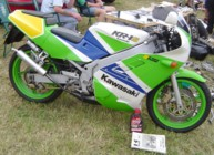 2 KR-1S's at the 2006 VJMC Lotherton Hall Show