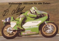 Anton Mang - World 350 GP Champion for all time !