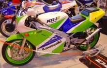 My KR at the NEC 2009