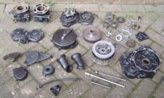 More engine parts