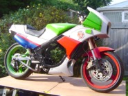 KR250R project