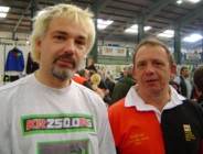 Me and Doug at the Stafford Show, Oct 2003