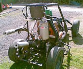 KR-engined off-road buggy