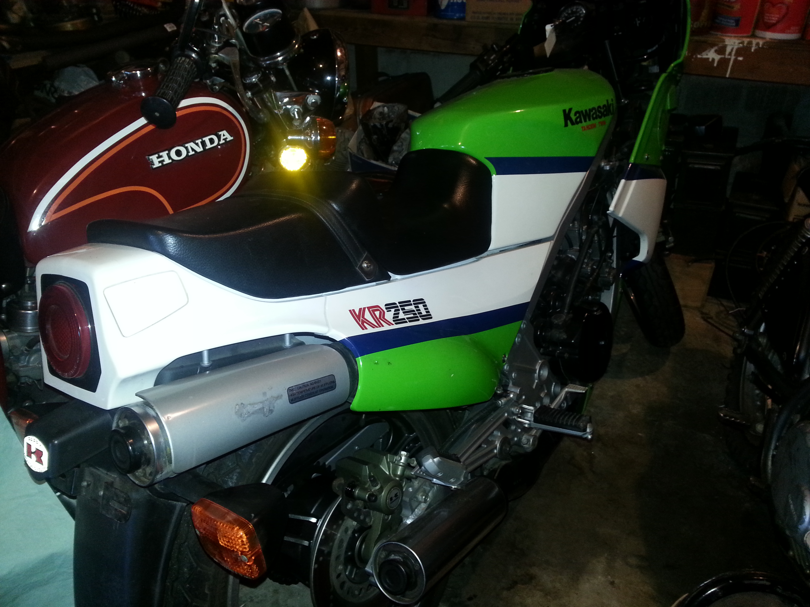 KR250 for sale in USA