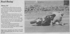 Australian Motor Cycle News Vol.35 No.6 1985