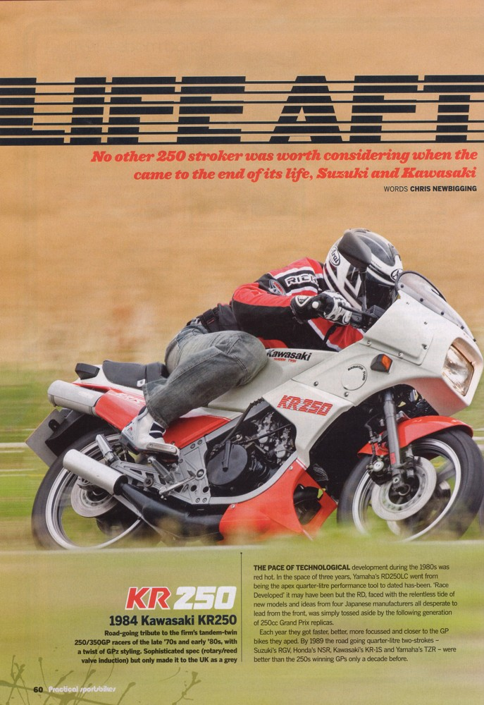 Practical Sportsbikes Sep 2011 : Page 1