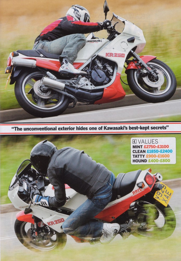 Practical Sportsbikes Sep 2011 : Page 8