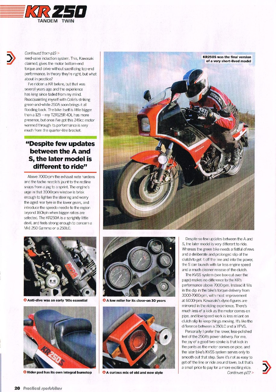 Practical Sportsbikes Apr 2014 : Page 2