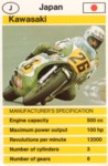 Top Trumps Racing Motorcycles : H1R