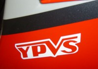 non-standard YPVS stickers on the non-standard fairing