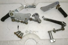 aftermarket rearsets from Japan